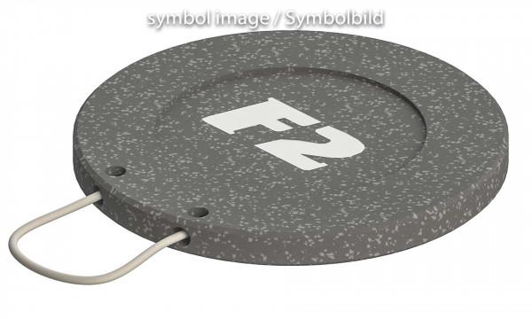 Ferrari Unterlegplatte FSBR 100 H 4