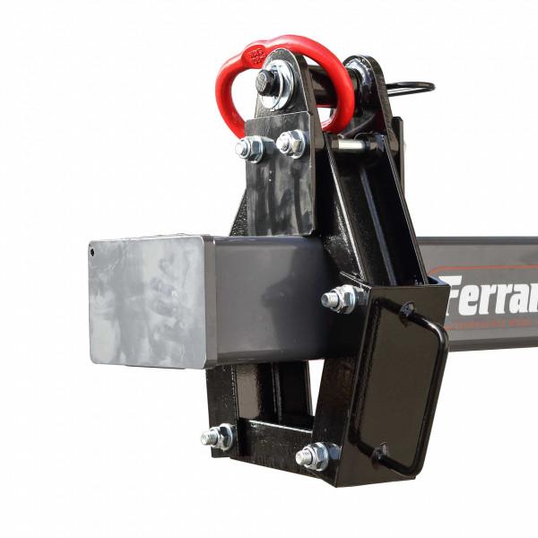 Ferrari ophanging voor kraanvork FPF 20 S/X (180 x 100 mm)