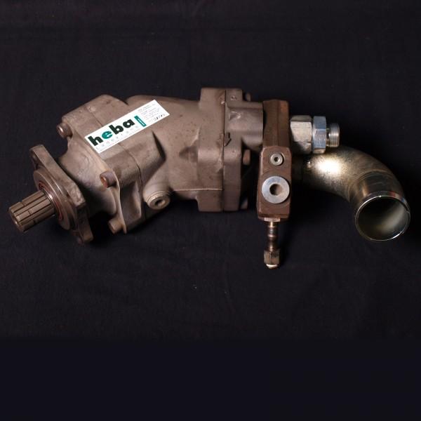 Hydraulikpumpe af mærket Meiller