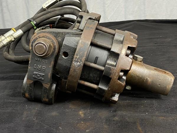 Baltrotors gebruikt hydraulische spilrotator