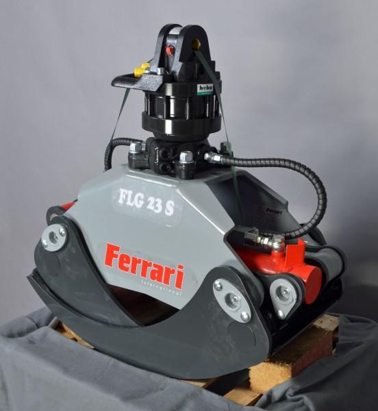 Ferrari Trægrap FLG 23 XS + Rotator FR55 F